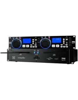 CD-230DJ Dual CD & MP3 player