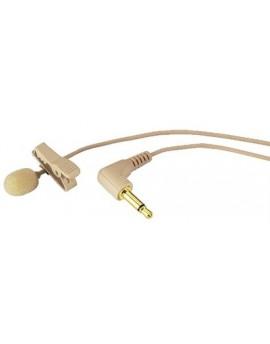 ECM-500L Tie Clip Microphone