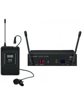 AEROBIC PACKAGE 2 - TX631 Radio Mic System + HS100 Headset + Aerobic Belt