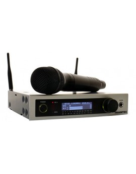 Trantec S5.3 Dynamic Handheld Radio Mic System