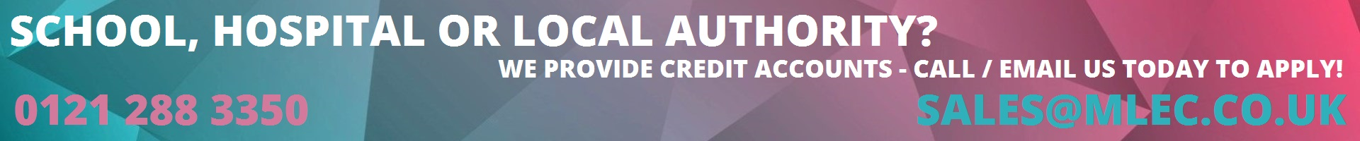 CREDIT ACCOUNT BANNER